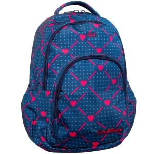 eabee4388dadb CoolPack HEART LINK Basic plecak szkolny