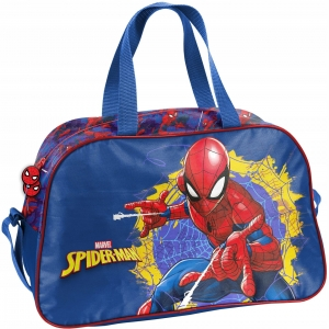 138313defbf8a Torba dziecięca sportowa dla chłopaka ze Spiderman SPU-074