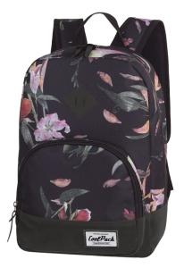 496367b91cd18 CoolPack CLASSIC LILIES Vintage 20l plecak szkolny, młodzieżowy, sportowy,  12416CP (A097)
