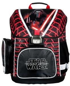 7252f277ea715 Tornister szkolny Star Wars Gwiezdne Wojny STK-520 licencja Star Wars