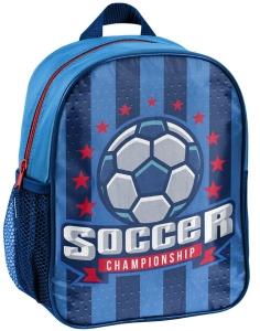 cac32f7960379 Plecaczek przedszkolny piłka nożna football 17-303 P