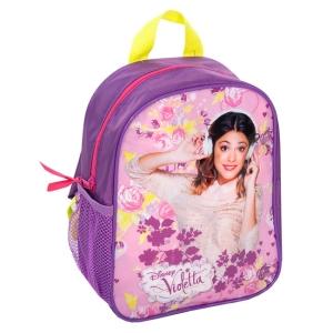 fb7e8a152890e Mały plecaczek przedszkolny Violetta DVX-303 licencja Disney
