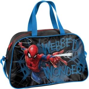 ccfd9703979e9 Torba dziecięca sportowa Spider-man SPL-074