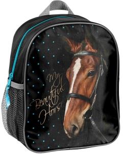 6f89bbb9ee146 Plecaczek przedszkolny z koniem, koń, konik My Beautiful Horse 17-303 KO