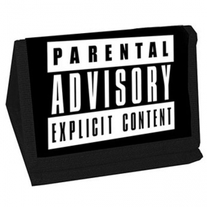 Parental Advisory portfel PAA-002