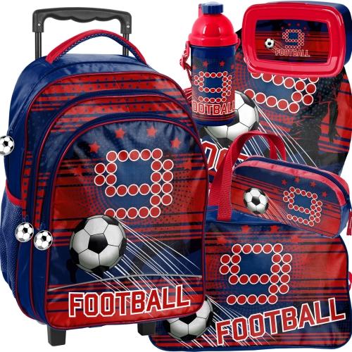f115ce05a92ef Zestaw szkolny 6 elementowy piłka nożna, football  PP19FT-300,004,712,3021,3022,074
