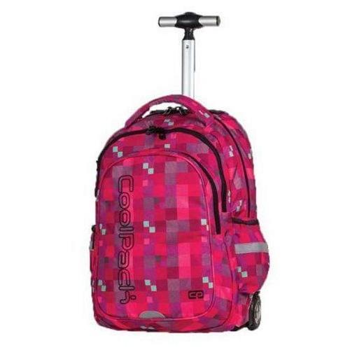 6d289057ce498 CoolPack plecak szkolny na kółkach 60752CP - plecaki.com.pl