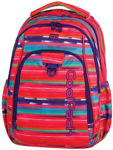9e50dd205b88e CoolPack TEXTURE STRIPES Strike 29L plecak szkolny