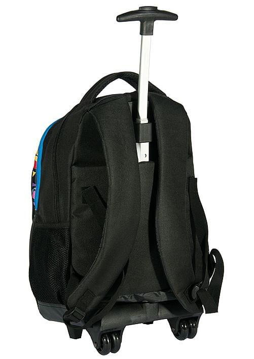 19e1c87c8a234 Plecak szkolny na kółkach BDD-997 licencja Dream Big - plecaki.com.pl