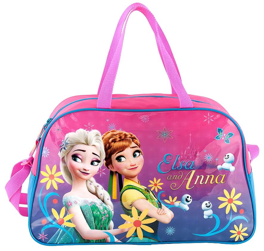 3fd38f75325b0 Torba sportowa Kraina Lodu DKE-074 licencja Frozen Fever - plecaki ...