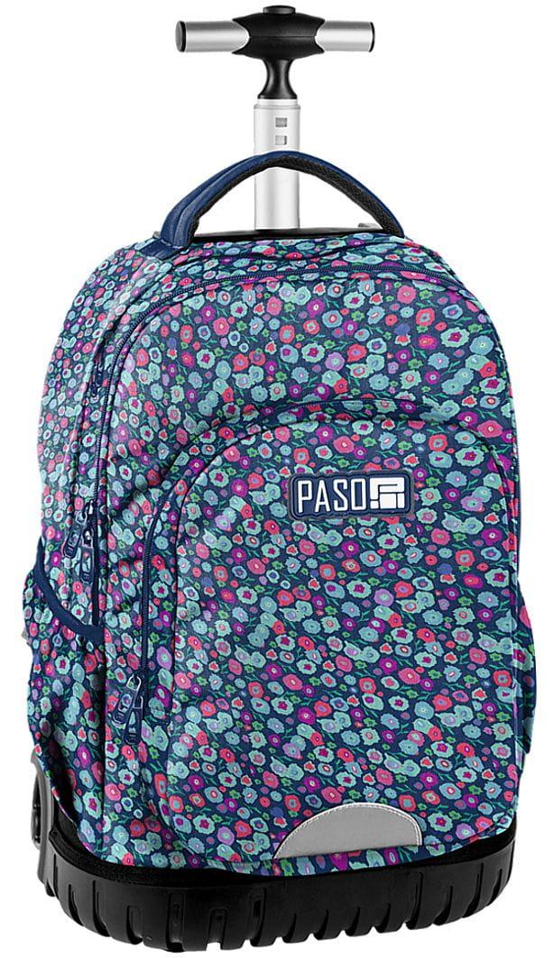 a85a2bb482798 Młodzieżowy plecak szkolny na kółkach Unique PASO - 18-1231 KW w kwiatki.  58ce4c354efebf85f0a28f6f7ba7.jpg. 58ce4c354efebf85f0a28f6f7ba7. ...