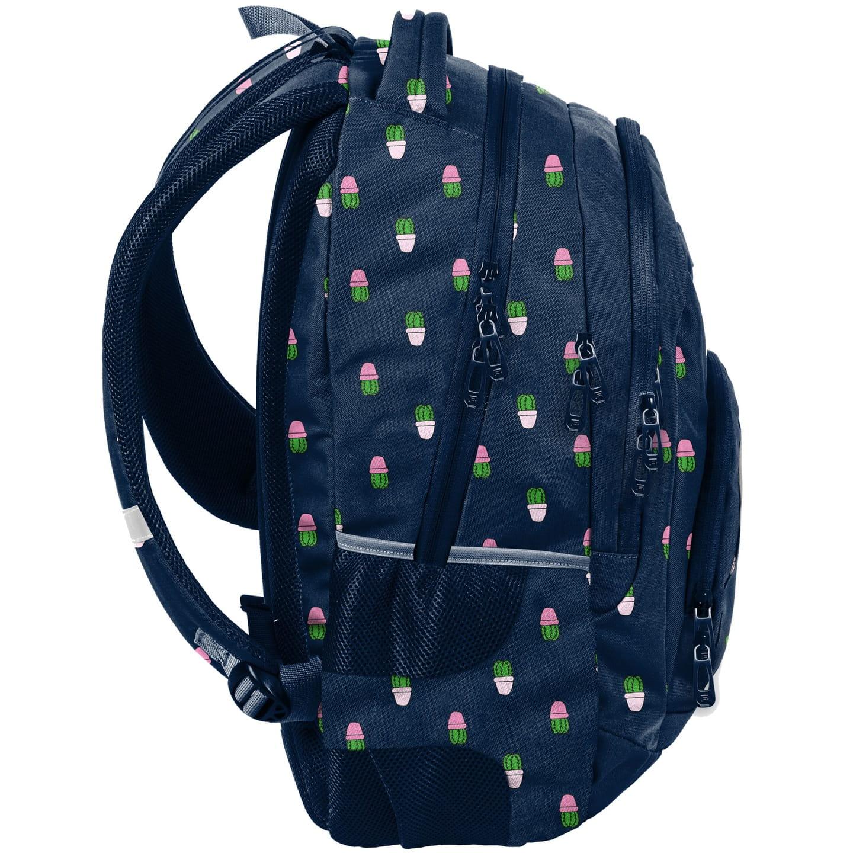 536c084ede523 Zestaw młodzieżowy 3-elementowy PASO, plecak szkolny na kółkach ...