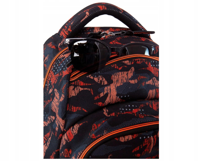 646547a94ff4a Plecak szkolny CoolPack Vance dla chłopaka kamuflaż-moro czarno-pomarańczowy  B37098. 1.jpg. nowość. 1.jpg · 2.jpg · 3.jpg · 4.jpg · 5.jpg · 6.jpg ...