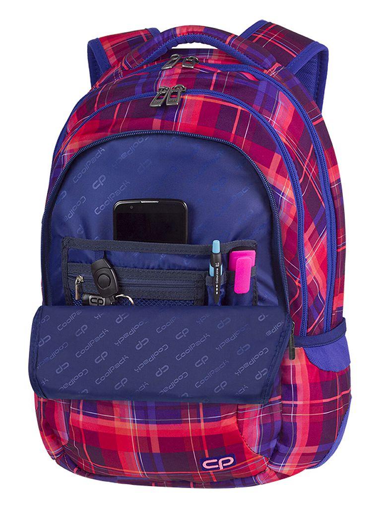11084fbea9355 CoolPack MELLOW PINK College plecak szkolny, młodziezowy, sportowy ...