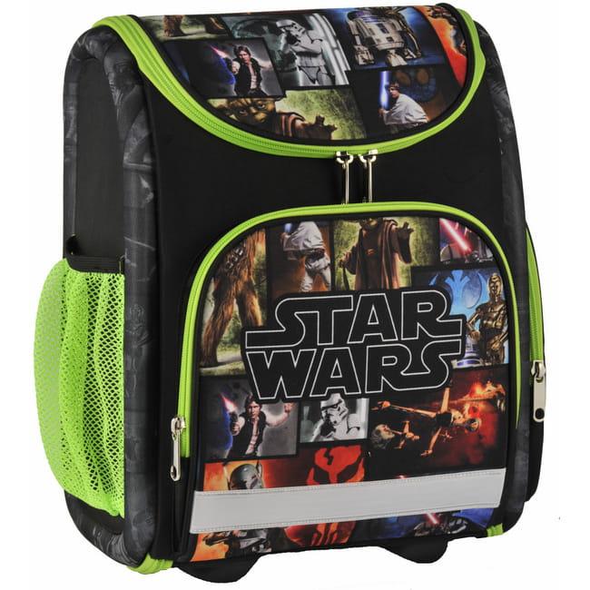 4844b8fb604a8 Tornister szkolny Star Wars STF-524 licencja Star Wars - plecaki.com.pl