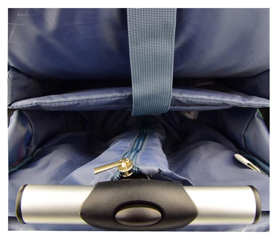13fde86928028 Plecak na kółkach ST.RIGHT TB-01 MEOW różowe kotki - plecaki.com.pl