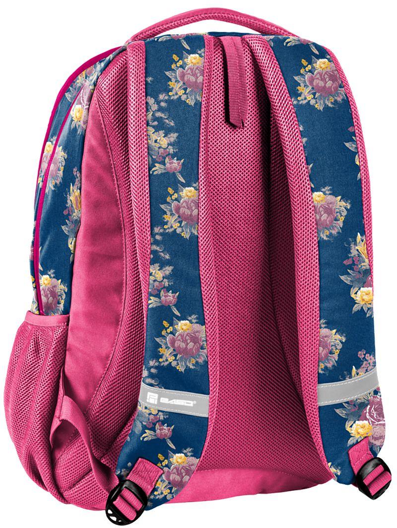 a906ab2ad437e Zestaw młodzieżowy plecak szkolny piórnik worek Unique 18-2808