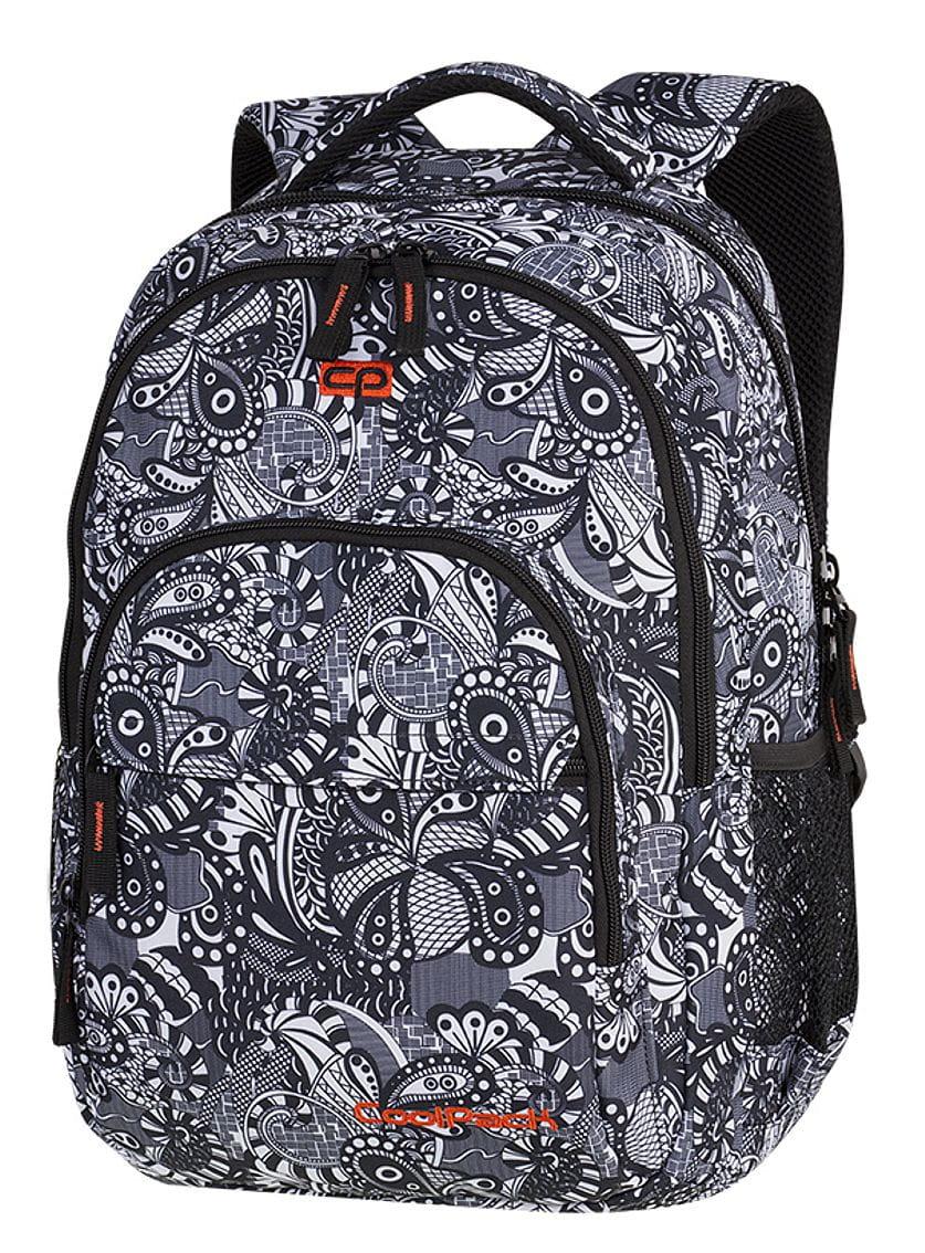 9157f382376ca CoolPack BLACK LACE Basic plecak szkolny, młodziezowy, sportowy ...