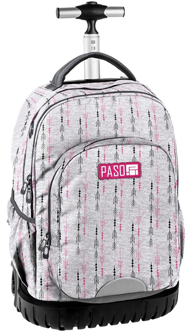 f99c72b448c52 Młodzieżowy plecak szkolny na kółkach Unique PASO - 18-1231 SN Szary.  a797294645a19d21ca689ae0e818.jpg. a797294645a19d21ca689ae0e818. ...