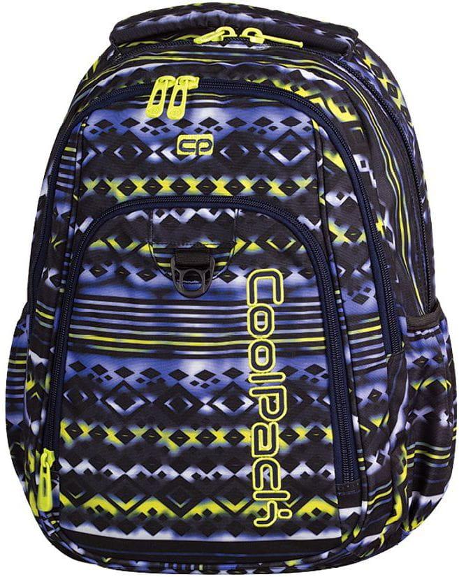 ce96a0659801f CoolPack TIE DYE BLUE Strike 29L plecak szkolny